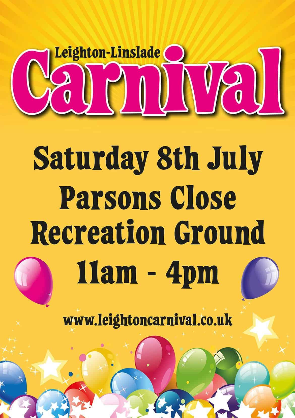 carnival may flyers eagle graphics printers ltd