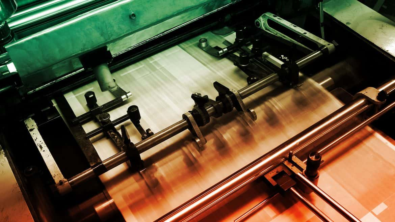 2 Colour Printing