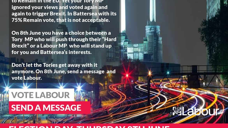 Battersea Labour Election Lflt 33638 1