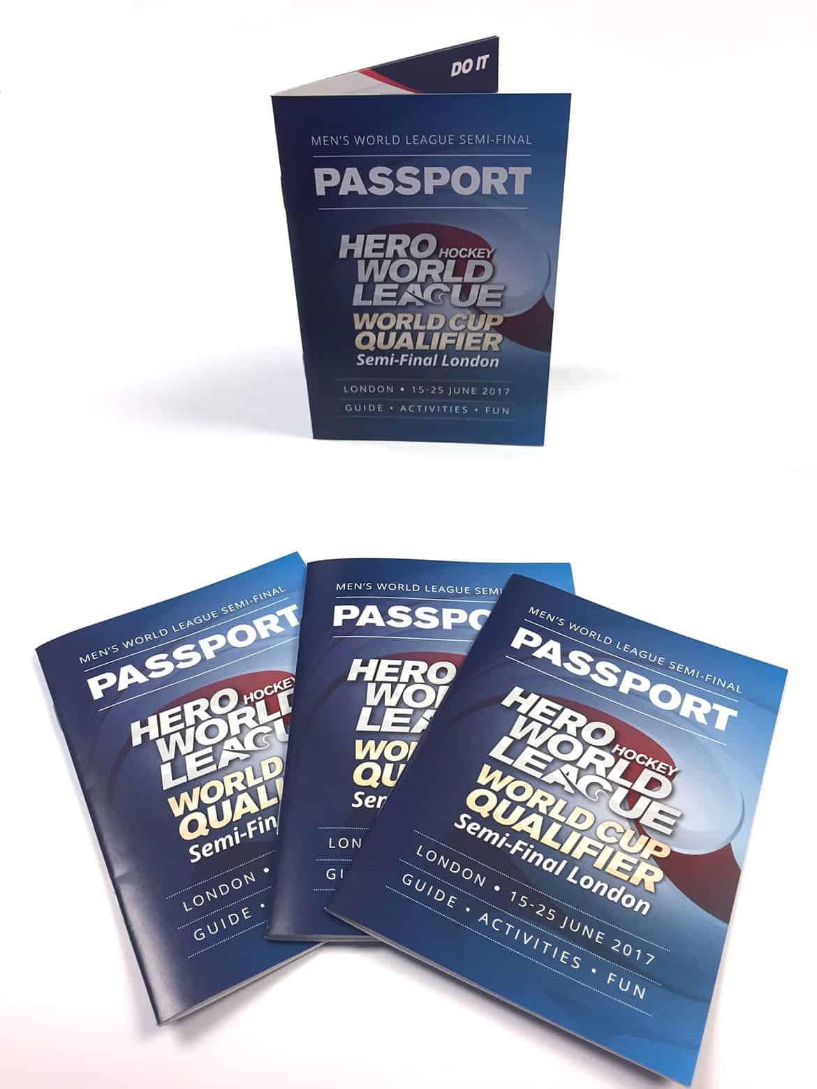 Hockey Passport