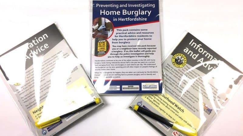 Police Information Kits