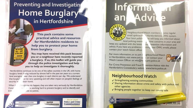 Police Information Kits2